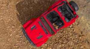Nowy Jeep Wrangler (2018) – pierwsze zdjęcia i informacje przed premierą