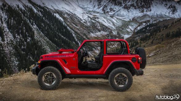 Jeep Wrangler - nowa generacja-2018
