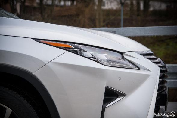 Lexus RX 200t - galeria - 15