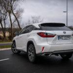 Lexus RX 200t - galeria - 21