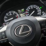 Lexus RX 200t - wnętrze - 05