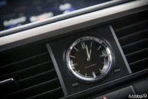 Lexus RX 200t - wnętrze - 08