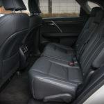 Lexus RX 200t - wnętrze - 16