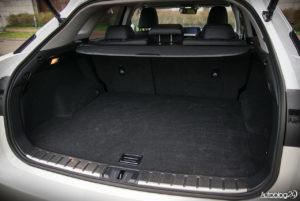 Lexus RX 200t - wnętrze - 18