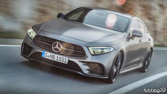 Mercedes CLS - 3 generacja
