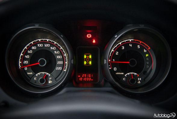 Mitsubishi Pajero - wnętrze - 06