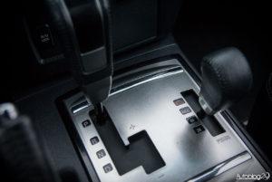 Mitsubishi Pajero - wnętrze - 11