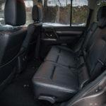 Mitsubishi Pajero - wnętrze - 14