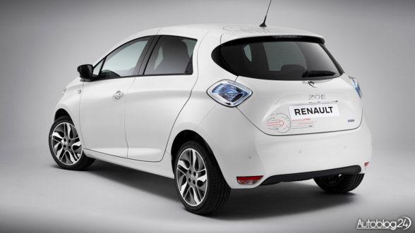 Renault Zoe - Sokół Millenium