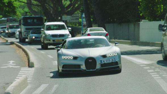 The Grand Tour - Bugatti Chiron