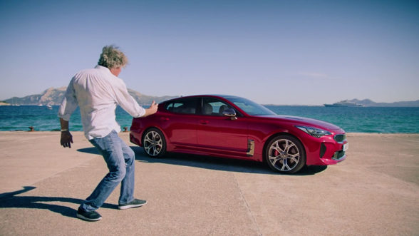 The Grand Tour - KIA Stinger