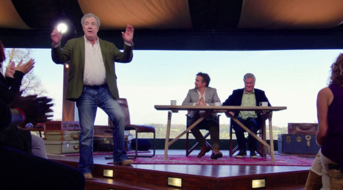 The Grand Tour S02E01 - jak wypadł start nowego sezonu?