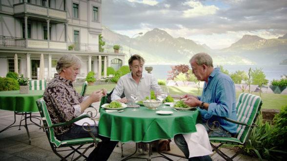 The Grand Tour - obiad