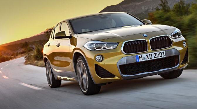 BMW X2 – cena i dane techniczne nowego małego SUV'a Bawarczyków