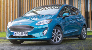 Ford Fiesta 1.0 EcoBoost 125 KM Titanium. Hatchback do jazdy – TEST