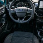 Ford Fiesta - wnętrze - 02