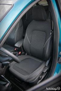 Ford Fiesta - wnętrze - 11