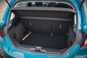 Ford Fiesta - wnętrze - 15