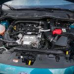 Ford Fiesta - wnętrze - 16