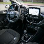 Ford Fiesta - wnętrze - 17