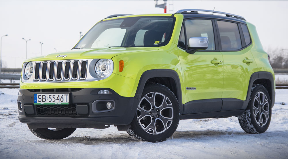 jeep renegade 1 4 multiair 140 km 4x2 limited test. Black Bedroom Furniture Sets. Home Design Ideas