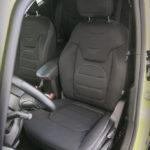 Jeep Renegade - wnętrze - 13