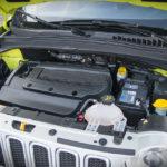 Jeep Renegade - wnętrze - 17