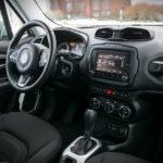 Jeep Renegade - wnętrze - 19