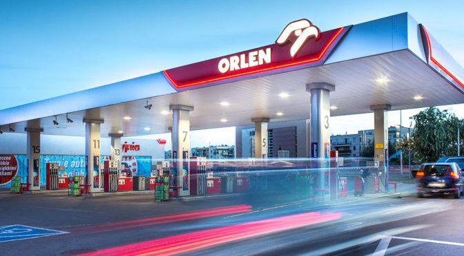 Szybkie ładowanie samochodów elektrycznych na stacjach Orlen