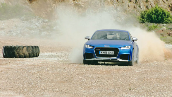 The Grand Tour - Audi TT RS