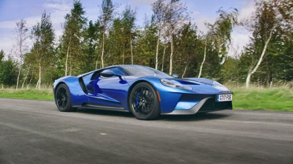 The Grand Tour - Ford GT
