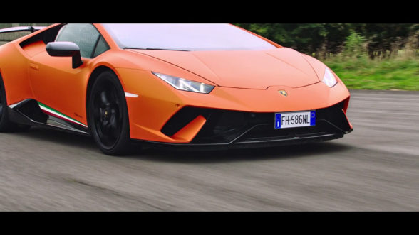The Grand Tour - Lamborghini Huracan
