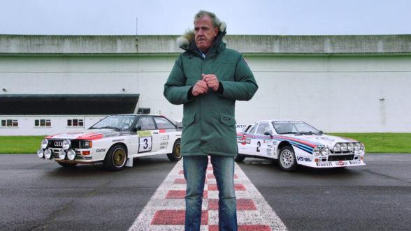 The Grand Tour - Lancia Audi