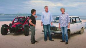 The Grand Tour S02E04 – McLaren 720S i brak scenariusza. Co z tego wyszło?