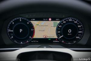 Volkswagen Passat - wnętrze - 07