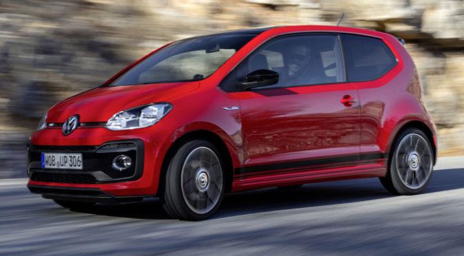 Volkswagen up! GTI - cena w Polsce znana. Czemu warto go kupić?