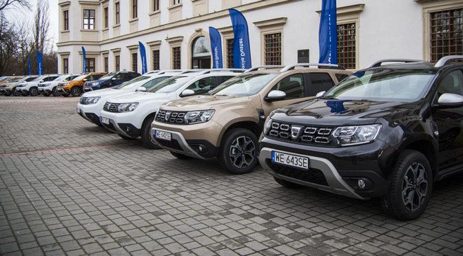 Nowa Dacia Duster (2018) – cena, silniki, pierwsze wrażenia i zdjęcia