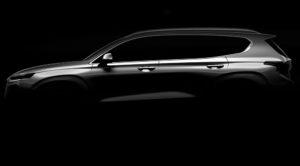 Nowy Hyundai Santa Fe IV generacji – pierwsze zdjęcia i informacje