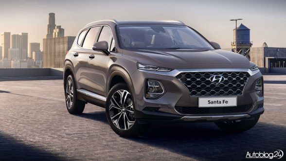 Hyundai Santa Fe - 4 generacja