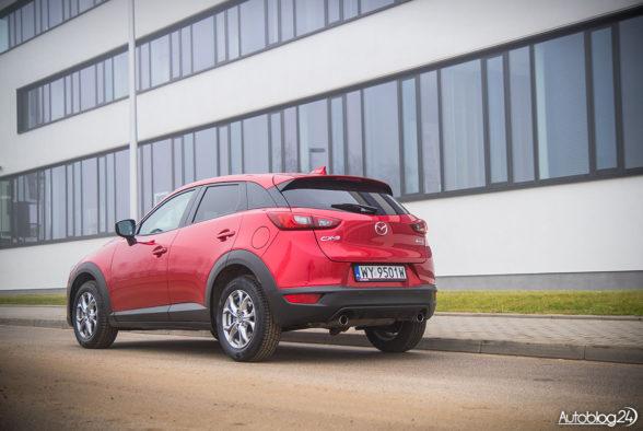 Mazda CX-3 - galeria - 06