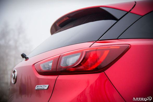 Mazda CX-3 - galeria - 15
