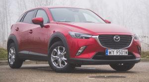 Mazda CX-3 2.0 Sky-G 120 KM SkyENERGY. Miejski crossover po japońsku – TEST