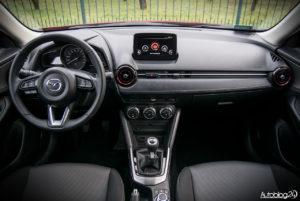 Mazda CX-3 - wnętrze - 01