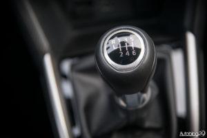 Mazda CX-3 - wnętrze - 09