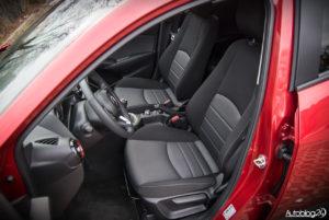 Mazda CX-3 - wnętrze - 12
