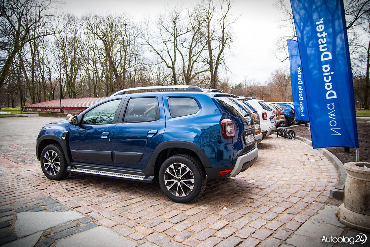 Dacia Duster Suv 2018 >> Nowa Dacia Duster (2018) - cena, silniki, pierwsze wrażenia i zdjęcia