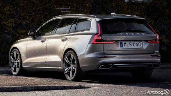 Nowe Volvo V60 - kombi