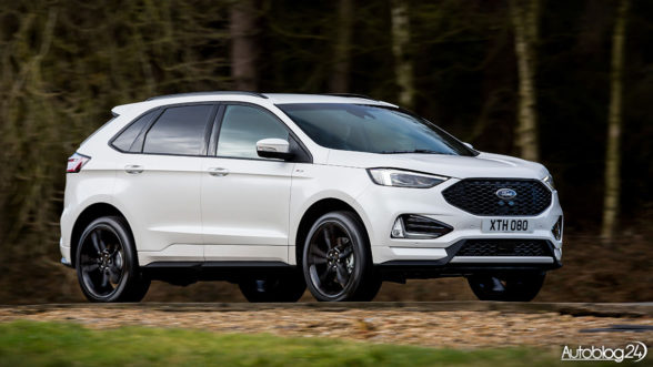 Nowy Ford Edge