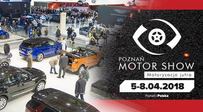 Poznań Motor Show 2018 – wszystkie przydatne informacje w jednym miejscu
