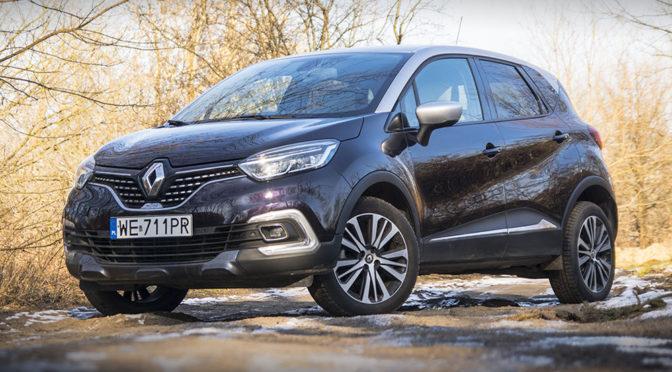 """Renault Captur 1.2 TCe 120 EDC Initiale Paris. """"C"""" jak komfort - TEST"""